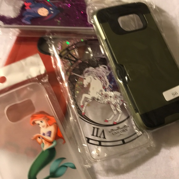 Other - Case Galaxy s6 5 Pieces all for $10